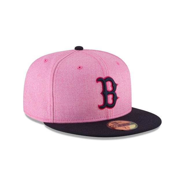 Boston Red Sox Mlb Mother´s Day  59fifty Cerrada | Boston Red Sox Caps | New Era Cap