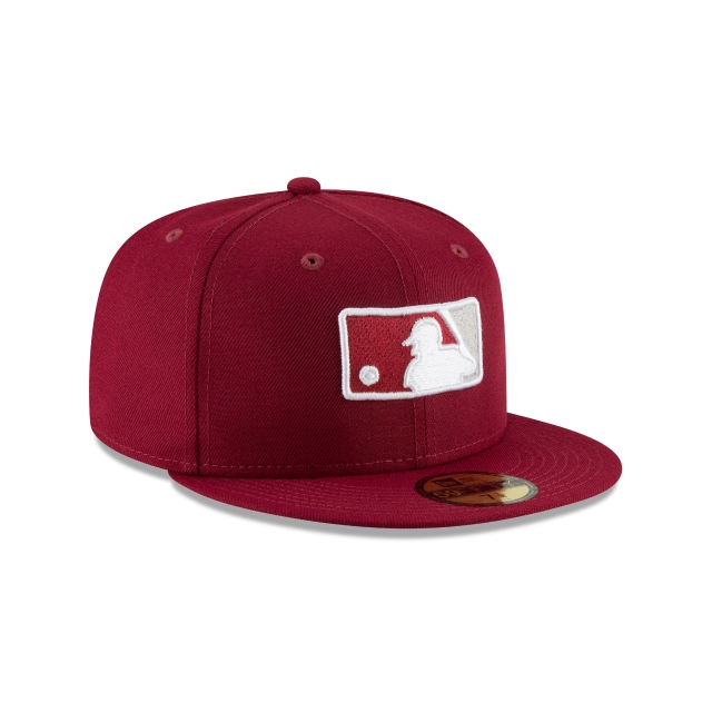 Philadelphia Phillies University Pack 59Fifty Cerrada Vista derecha tres cuartos