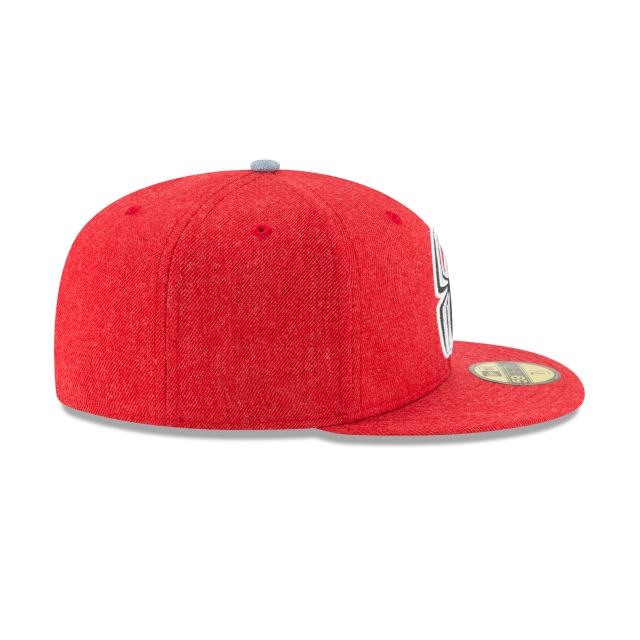 Spiderman Heather Hype Fit  59Fifty Cerrada Vista derecha