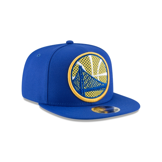 Golden State Warriors Meshed Mix  9Fifty OF Snapback Vista derecha tres cuartos