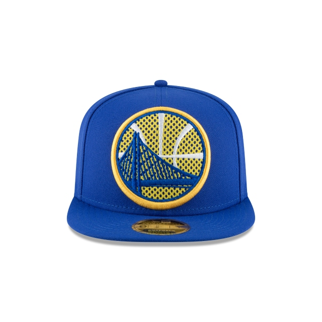 Golden State Warriors Meshed Mix  9Fifty OF Snapback Vista frontal