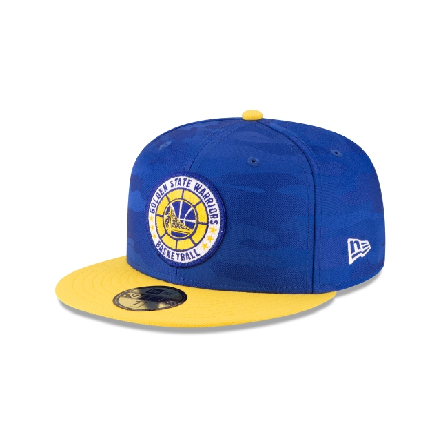 Golden State Warriors Nba Tipoff 2018  59fifty Cerrada | New Era Cap