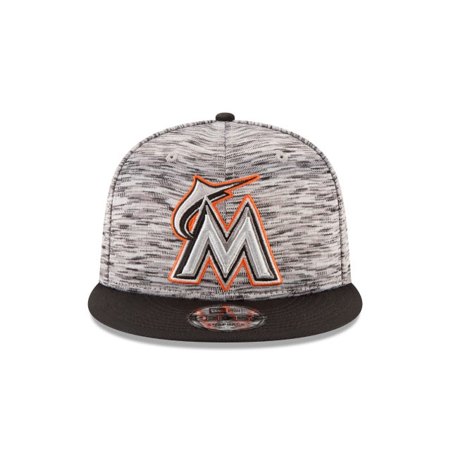 Miami Marlins Stadium Collection 9Fifty OF Snapback Vista frontal