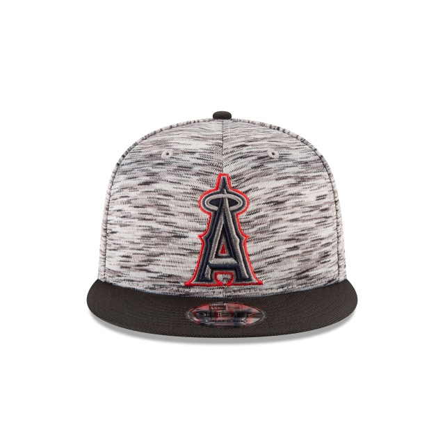 Anaheim Angels Shadow Faded  9Fifty OF Snapback Vista frontal