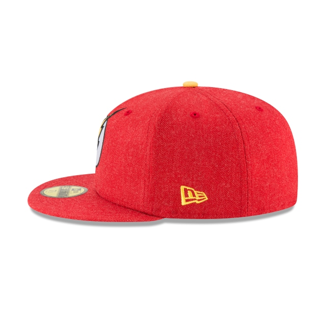Flash Heather Hype Fit  59Fifty Cerrada Vista izquierda