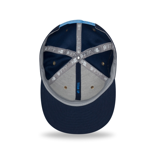 Tennessee Titans Nfl Sideline Defend 2018 9fifty Snapback | Tennessee Titans Caps | New Era Cap