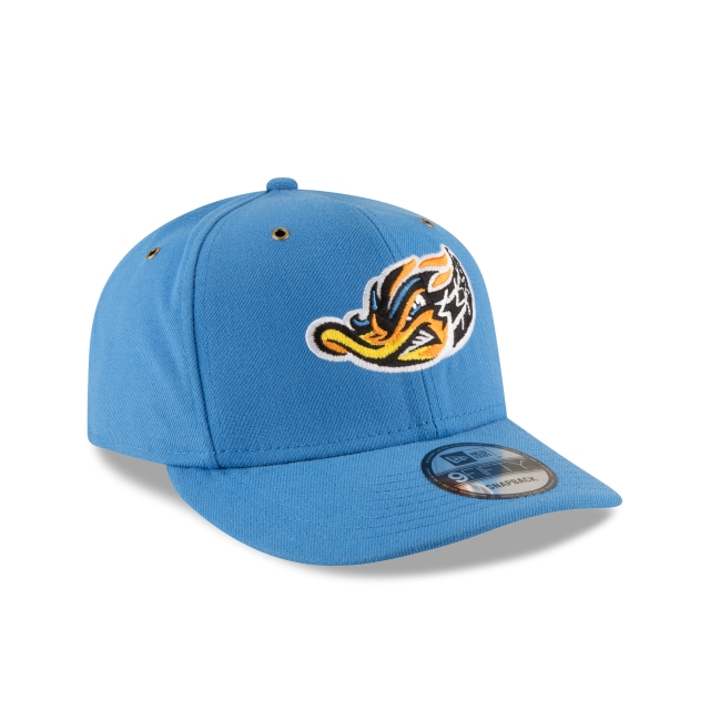 Akron Rubber Ducks Mini Logo Milb 9fifty Of Snapback | Mnrlg Otdr Prcrvd950 Caps | New Era Cap