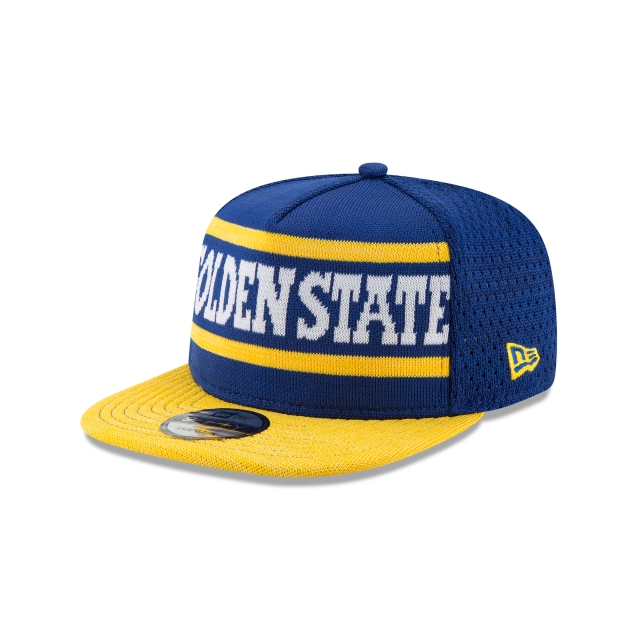 Golden State Warriors Fresh Front  9fifty Af Snapback | New Era Cap