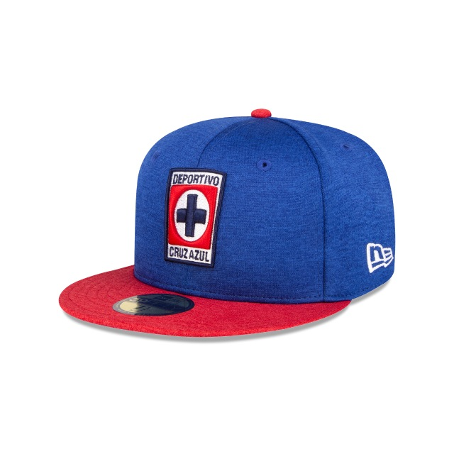 be819db77b58f Cruz Azul Futbol Mexicano 2019 59fifty Cerrada