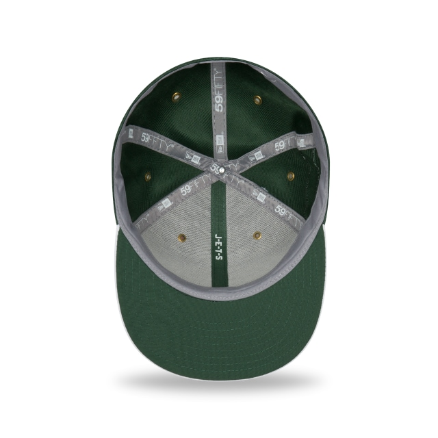 New York Jets NFL Sideline Defend 2018  59Fifty Cerrada