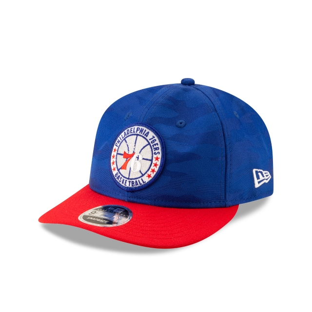 Philadelphia 76ers Nba Tipoff 2018  9fifty Rc Snapback | New Era Cap