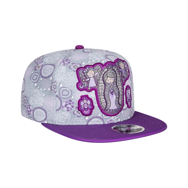 Distroller Colecciones Niña 9fifty Strapback | Mexican Stock Caps | New Era Cap