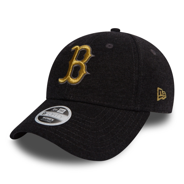 Boston Red Sox Melton Mujer 9Forty Strapback