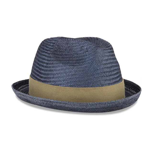 New Era EK Collection Fedora Vista derecha tres cuartos