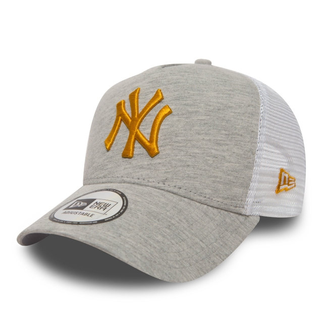 New York Yankees Jersey Essential  9Forty AF Trucker Strapback