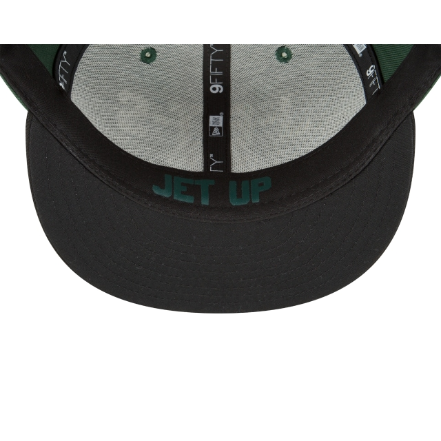New York Jets Draft NFL 2018 9Fifty Snapback