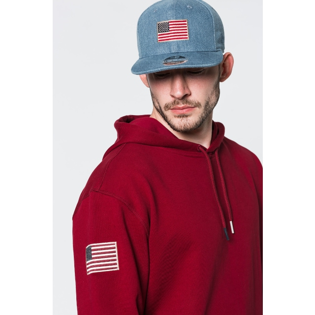 New Era World Hood Sudadera | World Hood Caps | New Era Cap