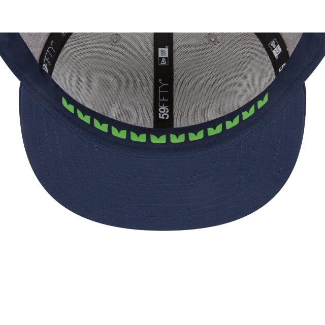 Seattle Seahawks Draft NFL 2018 59Fifty Cerrada