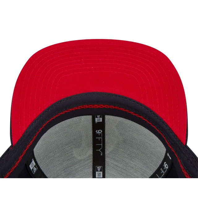Boston Red Sox Meshed Mix  9Fifty OF Snapback