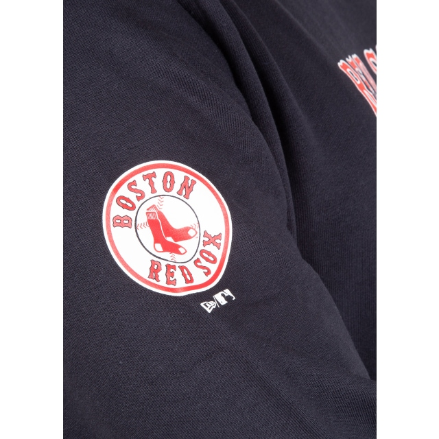 Boston Red Sox Team Apparel Sudadera | Boston Red Sox Caps | New Era Cap