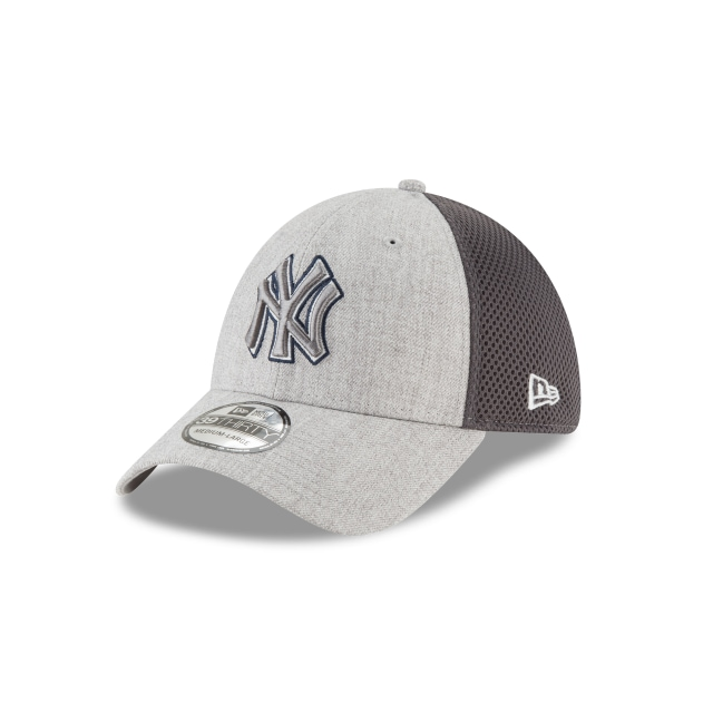 New York Yankees Heathered Neo  39THIRTY Elástica | Gorras de Ny Yankees | New Era México