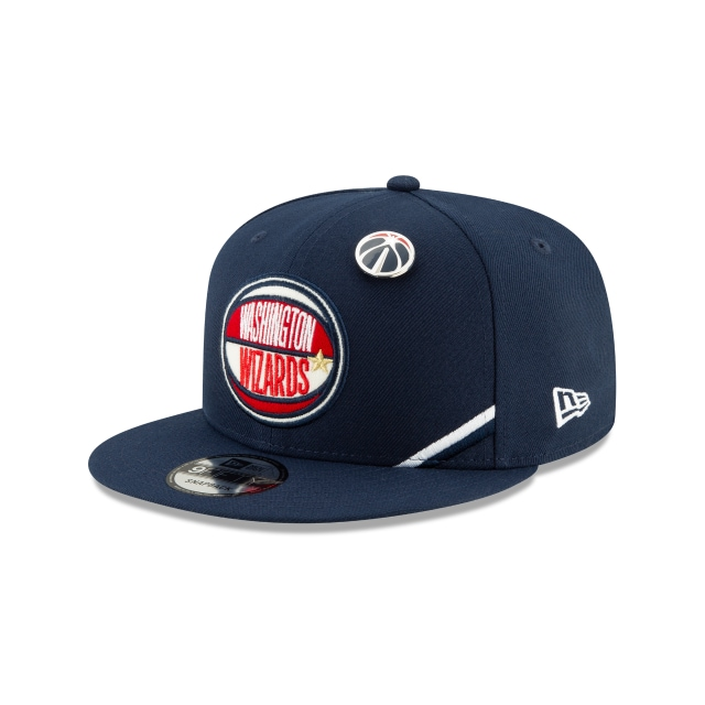 Washington Wizards Nba Draft 2019  9fifty Snapback | New Era Cap