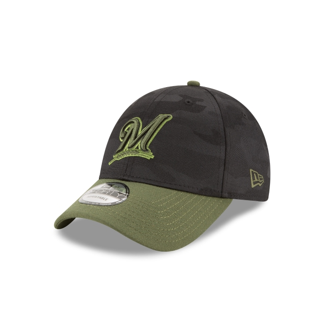 Milwaukee Brewers Memorial Day  9FORTY Strapback | Gorras de Milwaukee Brewers | New Era México