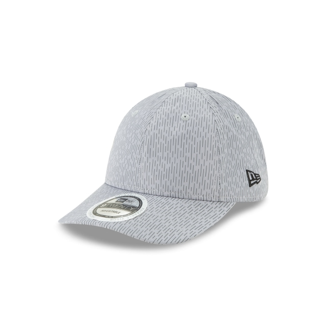 New Era Rain Camo  Gris 9twenty Strapback | New Era Cap