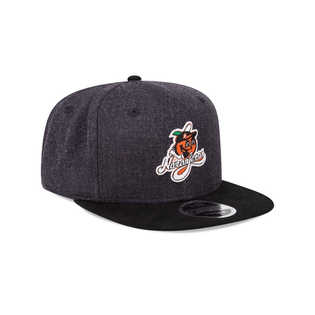 Naranjeros De Hermosillo Colecciones Lmp  9fifty Of Snapback | Naranjeros De Hermosillo Caps | New Era Cap