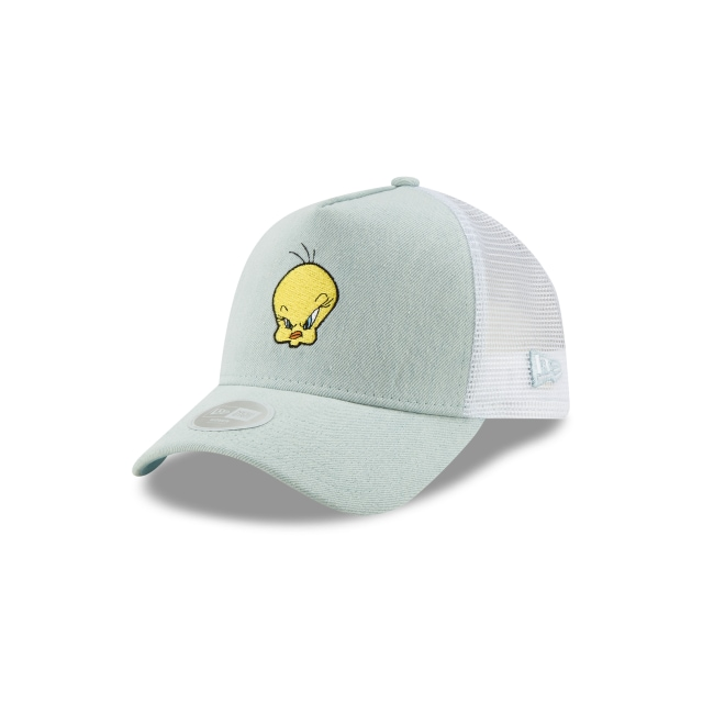 Tweety Bird Looney Tunes De Mujer 9forty Af Trucker Strapback | New Era Cap