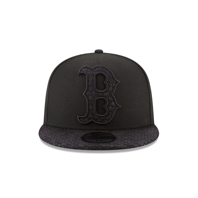 Boston Red Sox Logo Weave 59FIFTY Cerrada | Gorras de Boston Red Sox | New Era México