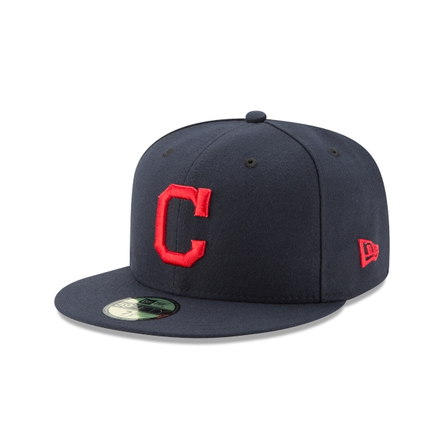 Cleveland Indians Authentic Collection 59fifty Cerrada | New Era Cap