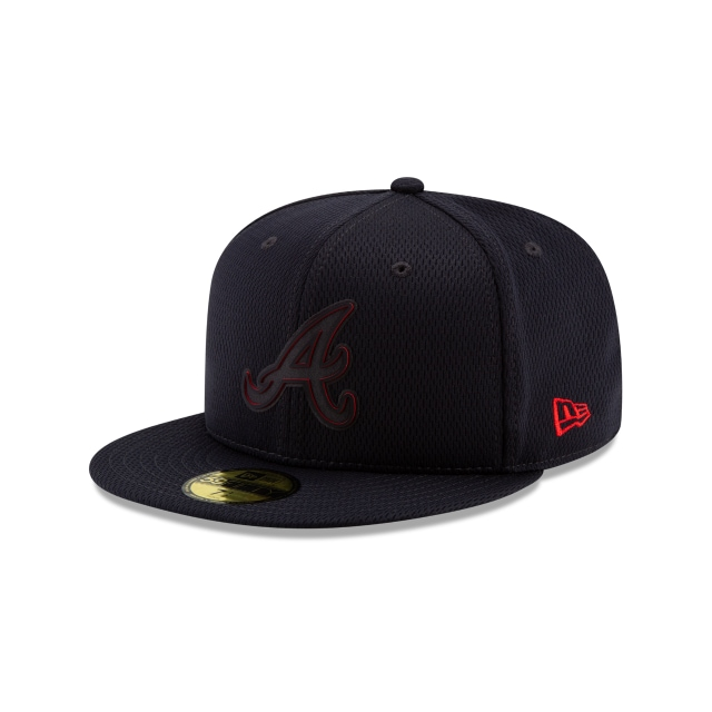 Atlanta Braves Clubhouse 2019  59fifty Cerrada | New Era Cap