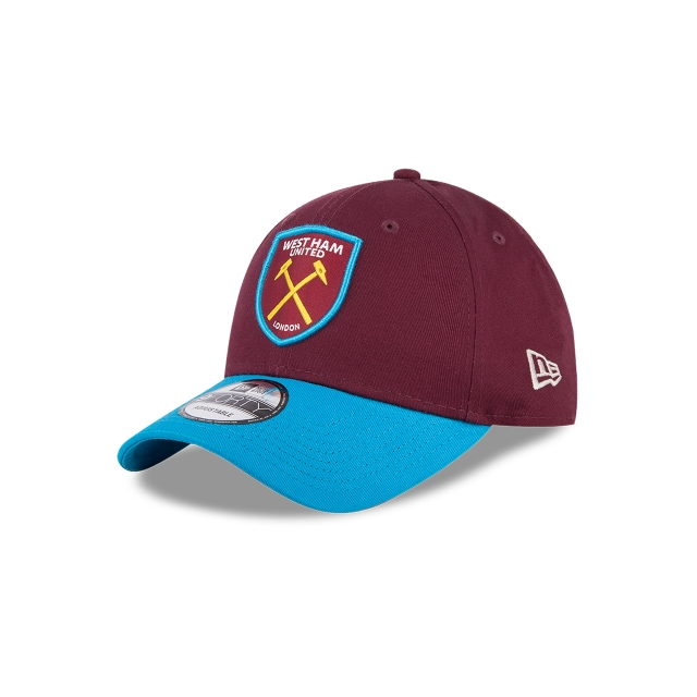 West Ham Futbol Internacional  9forty Strapback | New Era Cap