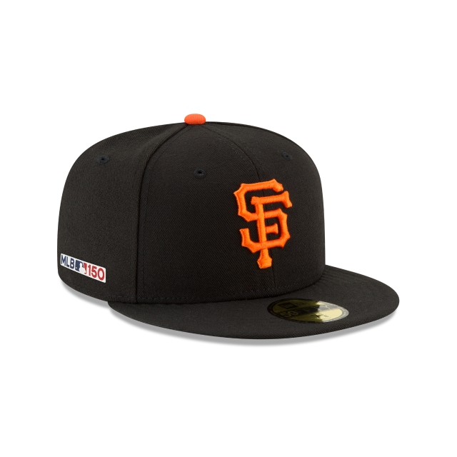 San Francisco Giants Mlb 150 Aniversario  59fifty Cerrada | New Era Cap
