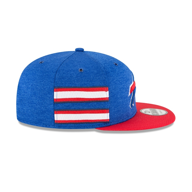 Buffalo Bills Nfl Sideline Defend 2018 9fifty Snapback | Buffalo Bills Caps | New Era Cap