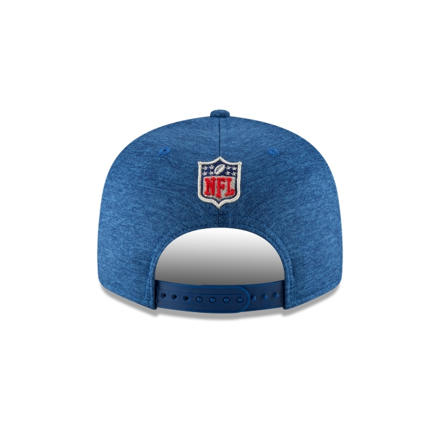 Indianapolis Colts Nfl Sideline Attack 9fifty Snapback | Indianapolis Colts Caps | New Era Cap