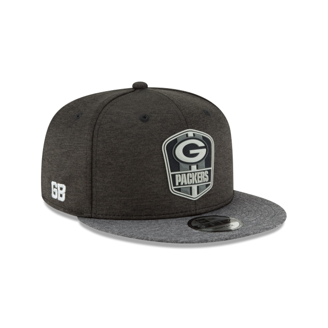 Green Bay Packers Nfl Sideline Attack 9fifty Snapback | Green Bay Packers Caps | New Era Cap