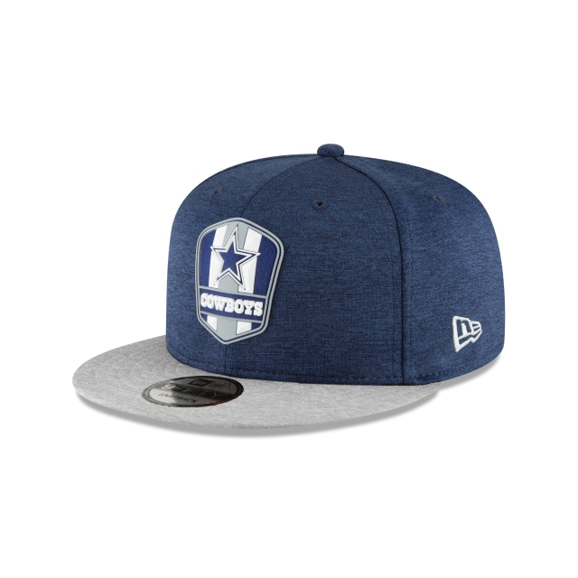 Dallas Cowboys NFL Sideline Attack 9FIFTY Snapback | Gorras de Dallas Cowboys | New Era México