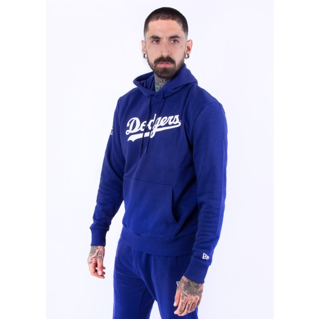 Los Angeles Dodgers Jersey Script  Sudadera | New Era Cap