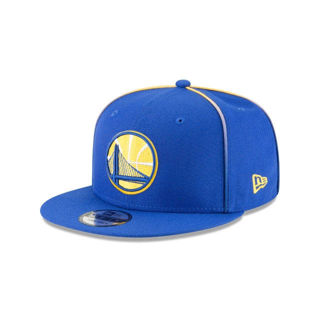 Golden State Warriors Hiden Hue  9fifty Snapback | New Era Cap