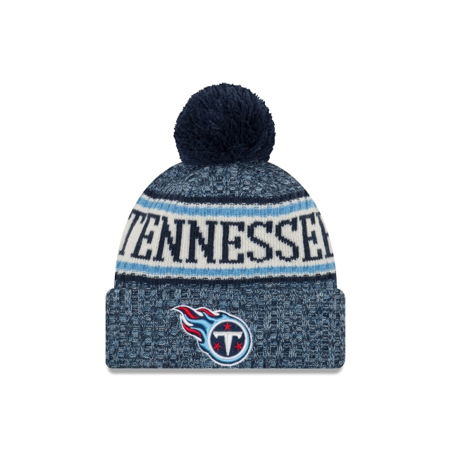Tennessee Titans Nfl Cold Weather 2018  Knit | New Era Cap