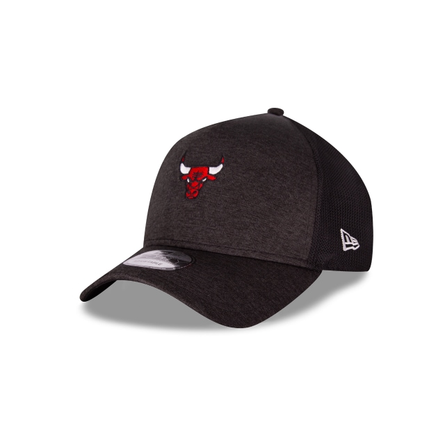 Chicago Bulls Basic Trucker  9forty Af Trucker Strapback | New Era Cap
