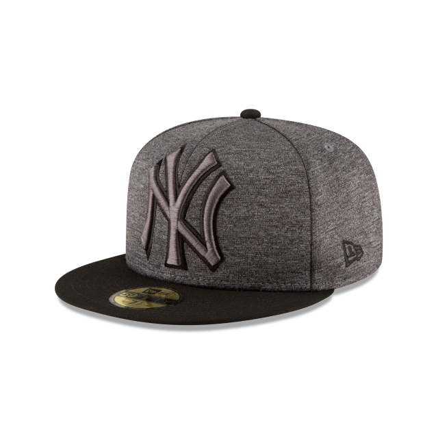 New York Yankees Heather Huge Fit  59fifty Cerrada | New York Yankees Caps | New Era Cap