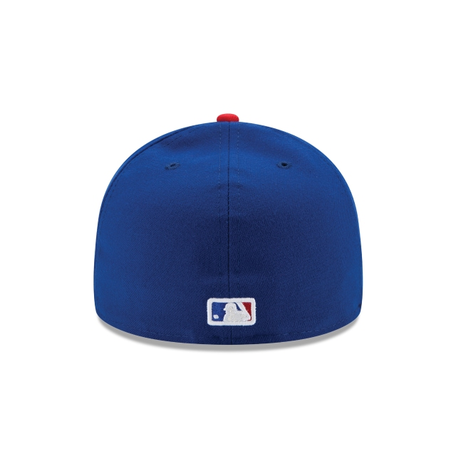 Chicago Cubs Authentic Collection 59fifty Cerrada | Chicago Cubs Caps | New Era Cap