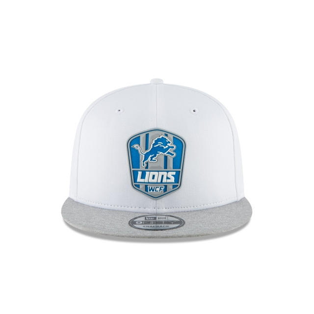 Detroit Lions Nfl Sideline Attack 9fifty Snapback | Detroit Lions Caps | New Era Cap