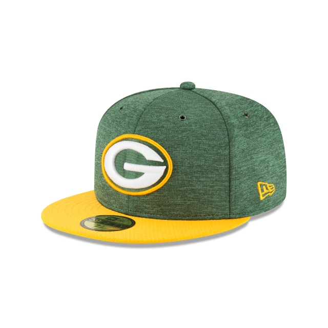 Green Bay Packers Nfl Sideline Defend 2018  59fifty Cerrada | New Era Cap