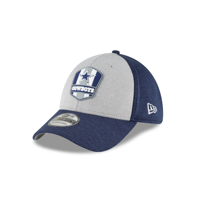 Dallas Cowboys NFL Sideline Attack 39THIRTY Elástica | Gorras de Dallas Cowboys | New Era México