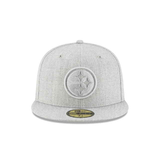 Pittsburgh Steelers Twisted Frame  59fifty Cerrada | Pittsburgh Steelers Caps | New Era Cap