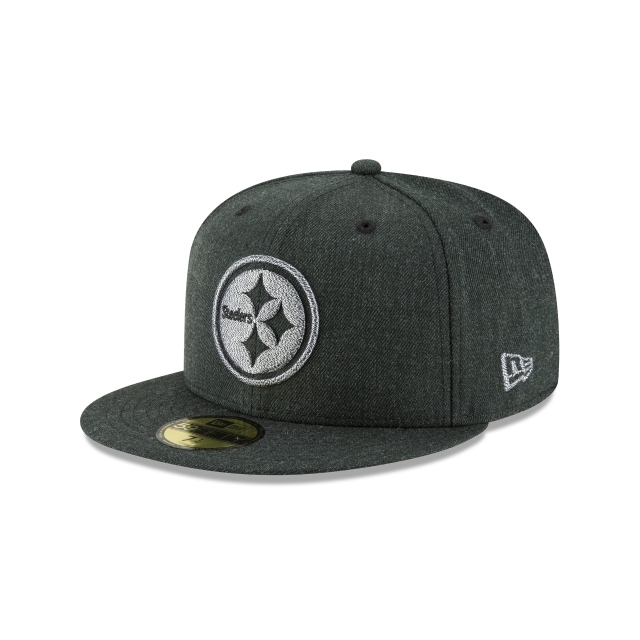Pittsburgh Steelers Twisted Frame  59FIFTY Cerrada | Gorras de Pittsburgh Steelers | New Era México
